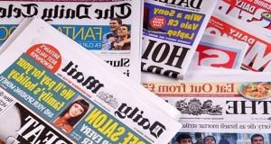 İngiliz basınından günün özet başlıkları 29 Mart