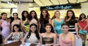 Miss Tiffany Universe: Transseksüellerin güzellik yarışması