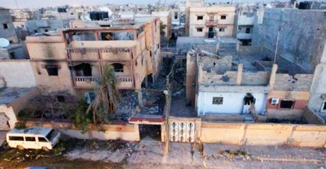 Libya'ya İki Ülke Bakanlarınca Sürpriz ziyaret