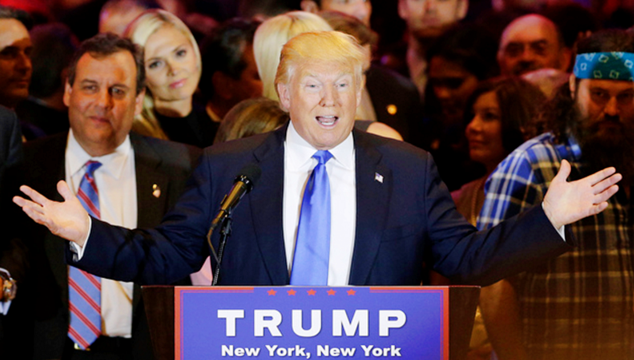 Trump İle Clinton'ın Adaylıkları Neredeyse Kesin Gibi