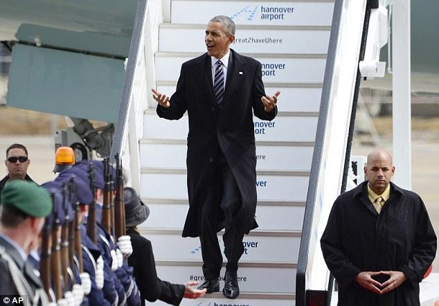 Barack Obama AB'ye Serbest Ticaret Mesajı Verdi