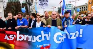 İslam karşıtı AFD'nin Almanya'da destekçileri çığ gibi büyüyor