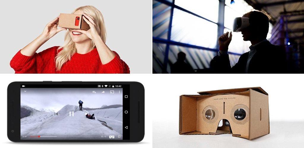 Google Daydream VR capabilities Android handset