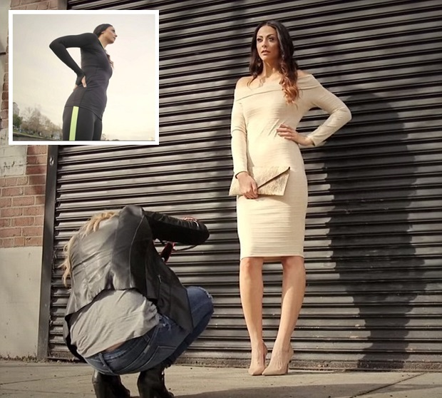 'World's tallest virgin Alicia Jay talks about her challenges'