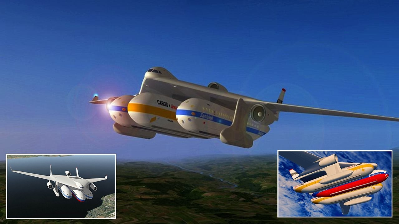 The Clip-Air project: The POD PLANES that could transform air