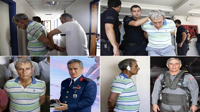 Orgeneral Akın Öztürk'ün ifadesinin bir bölümünü TSK doğruladı