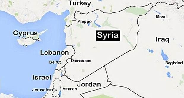 Russia fight attack near American forces operating Syria
