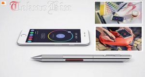 Futuristic 'Cronzy' pen lets you write in 16 MILLION colours
