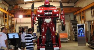 Turkish engineers: Real life transformers 'LETRONS'
