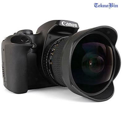 Kameralar fotoğraf makinaları ve tüm aksesuarları