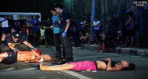 Latest Headlines: Streets running with blood and 3,700 dead