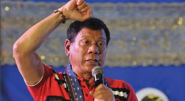 Rodrigo Duterte: Cehenneme kadar yolun var Barack Obama