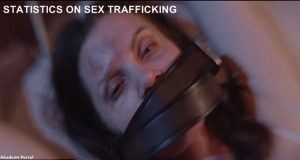 STATISTICS ON SEX TRAFFICKING: Actress who was sex trafficked by a 'model scout'