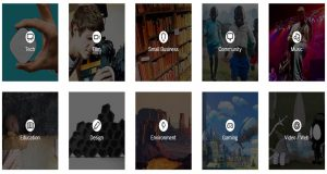 Life: Get products from entrepreneurs on Indiegogo