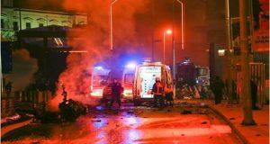 İstanbul'da Terör saldırısı özet detayları