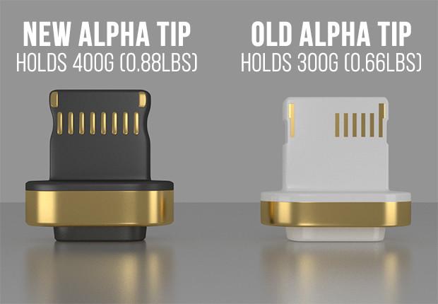 Tüm telefonlarla uyumlu dünyanın ilk manyetik USB kablosu