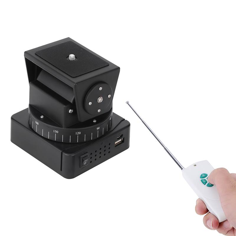 Pan Tilt Motor: Pan Tilt Wifi Kamera ve Smartphone