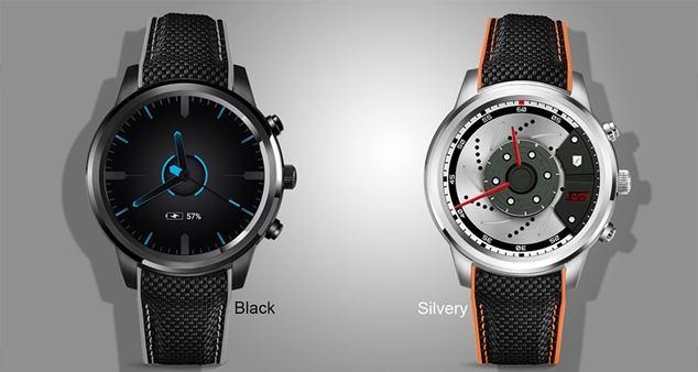 Akıllı Saat LEMFO LEM5 iPhone iOS -Android telefonlar için