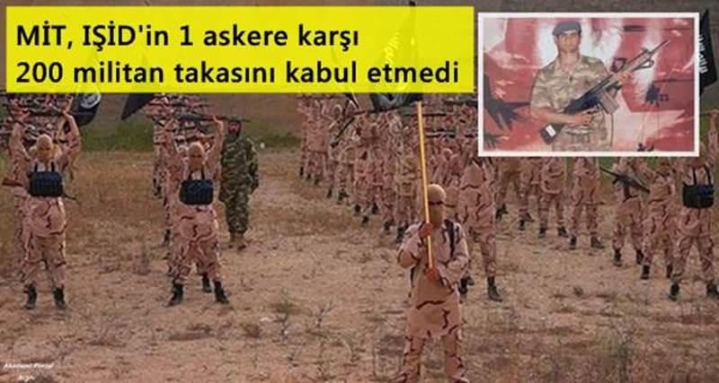 Akademi Portal Arşiv: IŞİD, kaçırdığı Türk askeri ile yaptığı röportaj