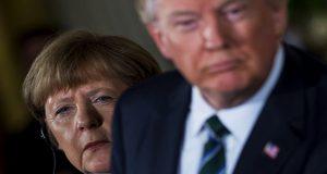 Merkel, Trump görüşmesinde Playboy hazırlığı