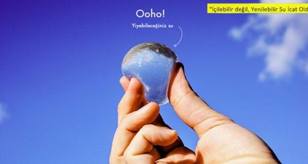 Ohoo: Artık Suyu'da yiyerek tüketmek mümkün