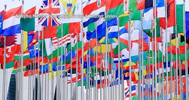 Birleşmiş Milletler Programları,Büroları & İnternet siteleri