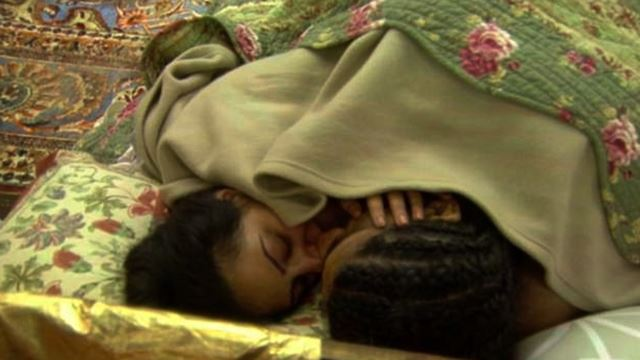 SPOILER ALERT: Imran and Sukhvinder lock lips under bed sheets on Big Brother
