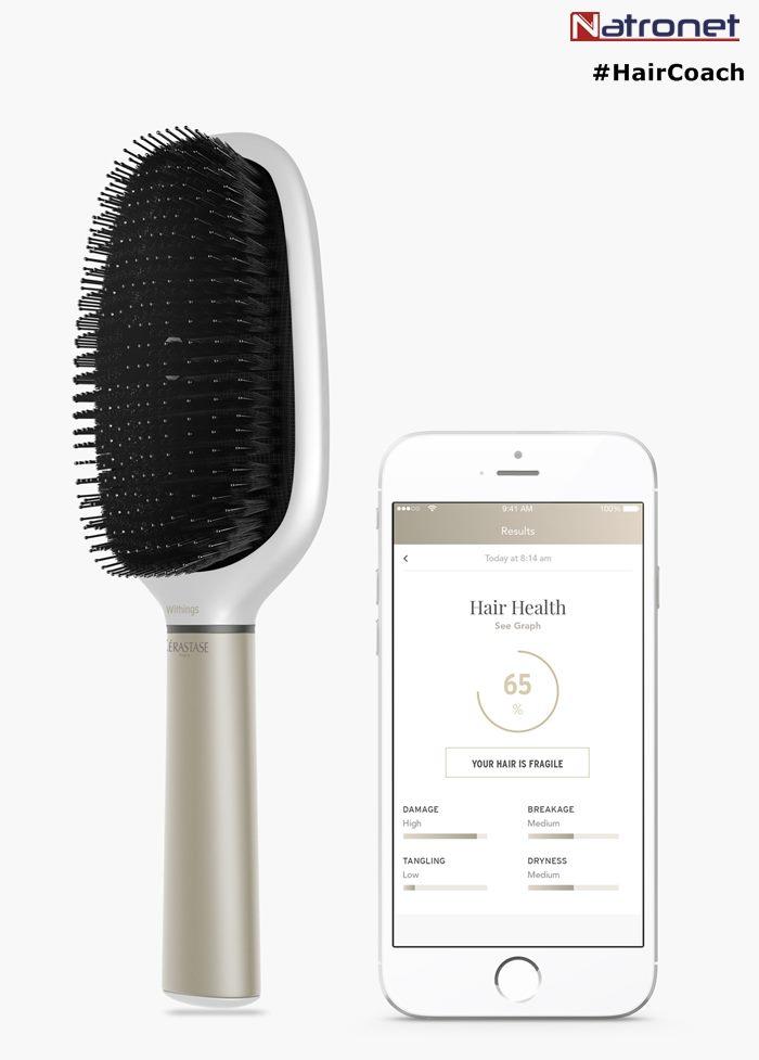 Hair Coach Saç Koçu: Tek yapmanız gereken saçlarınızı fırçalamak