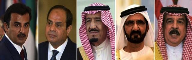 Katar'a yönelik ablukanın kaldırılması için 13 maddelik talep