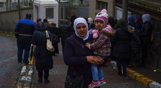 İstanbul artık Suriyeli sığınmacıların şehri (Huzur bitti)