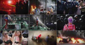Hamburg'da G20 zirvesinin faturası ağır oldu 196 yaralı polis