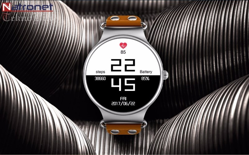Lemfo Lef1 Akıllı Saat Türkiye: SIM Kart 3G WIFI GPS