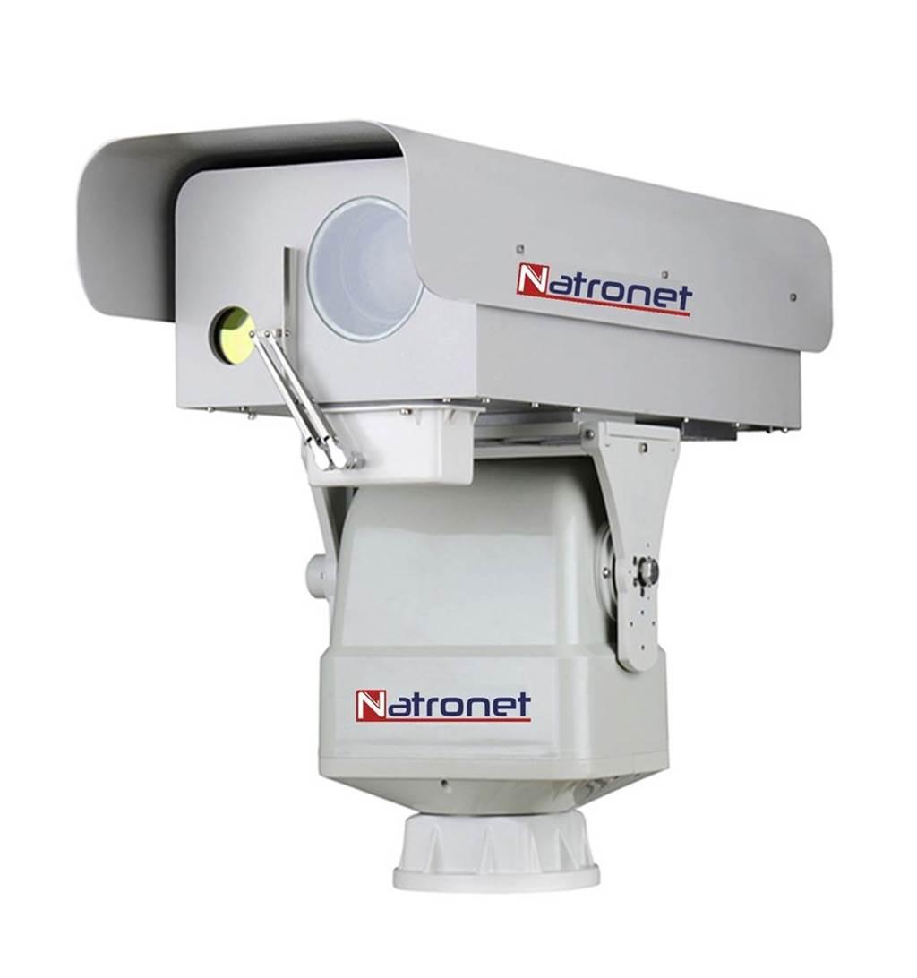 12 KM Uzun mesafe yüksek hızlı IP PTZ ONVİF IR Termal kamera