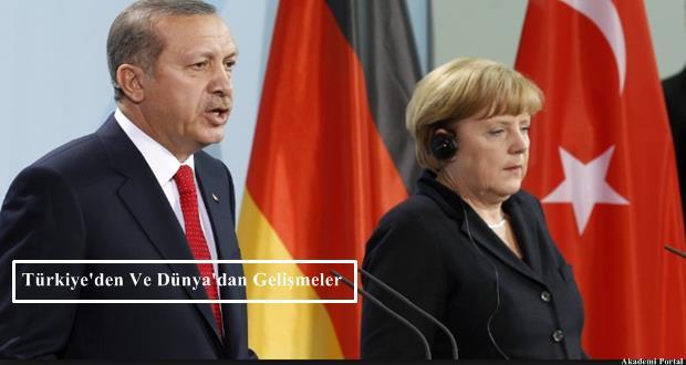 Dünya'dan ve Türkiye'den Önemli Gelişmeler (Haberler)