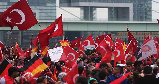 Türkiye acil kodlu bir notayı Alman Dışişleri Bakanlığına iletti