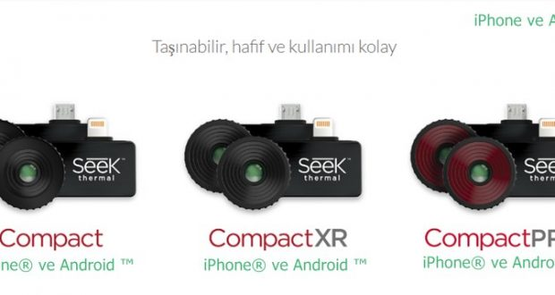 Taşınabilir Termal Kamera'nın Ticari Faaliyet Alanları