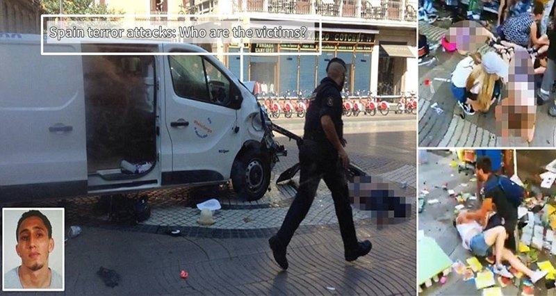 Spain Terror Attacks: What We Know So Far (Video)