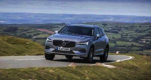 The new Volvo XC60 on mini-test