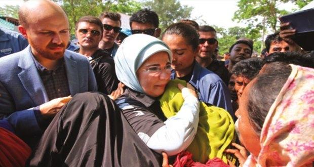 """Abdullah Şenaslan: """"Emine Erdoğan beşten büyüktür"""""""
