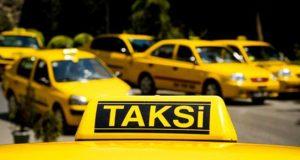 İstanbul'da Taksi-Taksi Dolmuş Ücretlerine Yüzde 15 zam