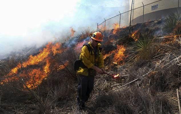 Sadece Los Angeles'ta değil, Wyoming, Güney Dakota ve Montana'da da orman yangınları etkisini sürdürüyor. Bu üç bölgede yangınlar 2 milyon hektarlık alanı kül etmiş durumda.