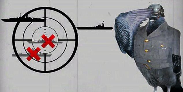 Modern Dokunmatik Ekranları Güvercinler mi Keşfetti?