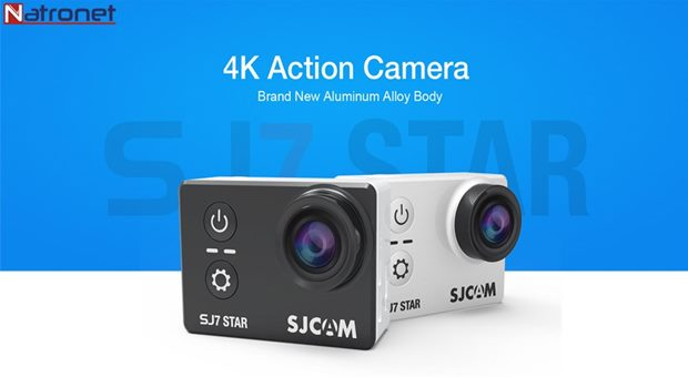 SJCAM SJ7 Star 4 K 30fps Wifi 2