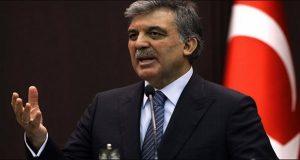 Abdullah Gül'ün açıklamalarına AKP Tepki Gösterdi