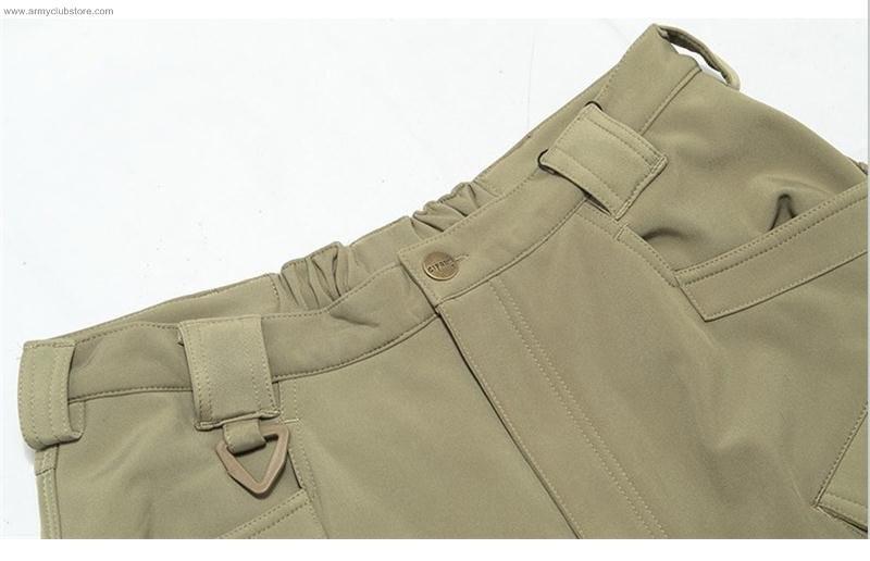 Askeri Taktik Stil Su Geçirmez Avcı Pantolonlar - ACS