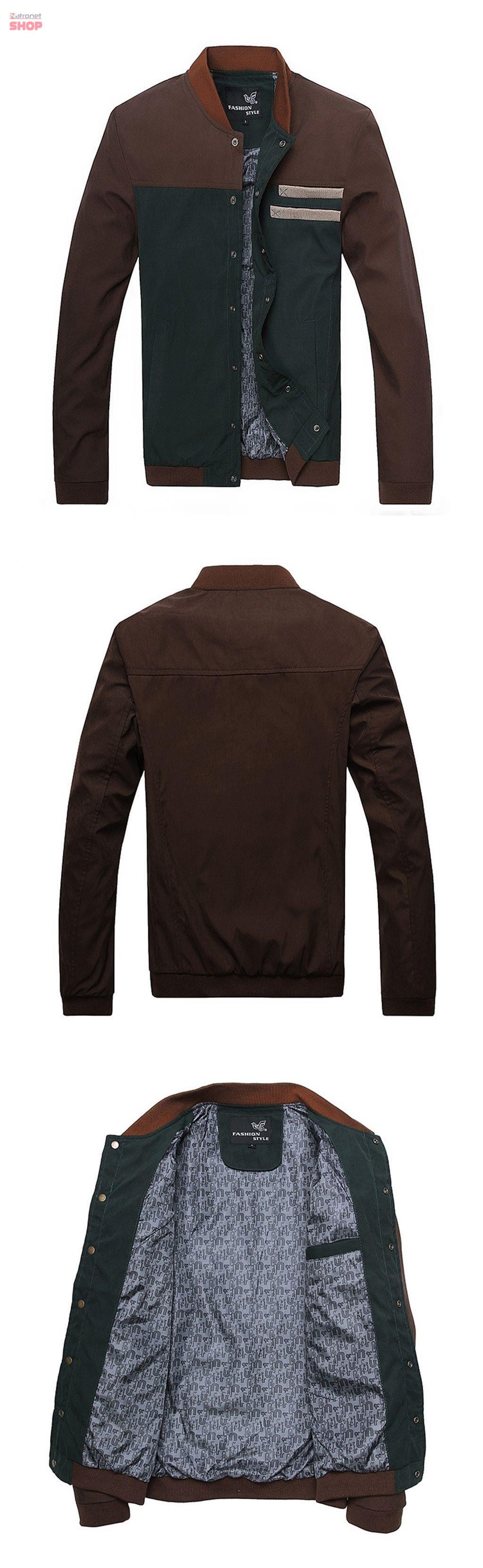 Furino Jacket: Yılın En çok Satılan Ürünü 2017-Erkek Ceket