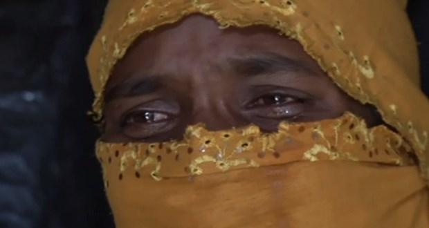 Tecavüzüne Uğrayan Müslüman Rohingya Kadınları