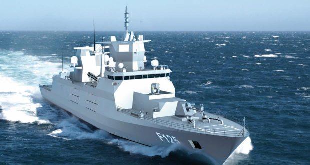 F125 Firkateyn Projesi 'Alman Savunma Sanayiinin En Büyük Fiyaskosu