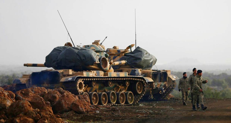 Afrin: Zeytin Dalı Harekatı ile ilgili TSK'dan açıklama