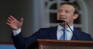Mark Zuckerberg: 2018'de hedefim Facebook'u düzeltmek